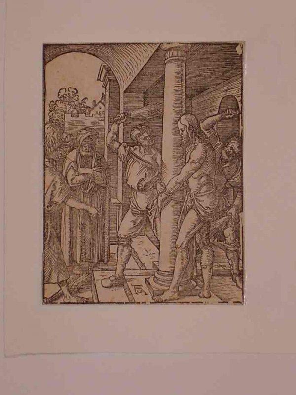 2084013: ALBRECHT DÜRER The Flagellation