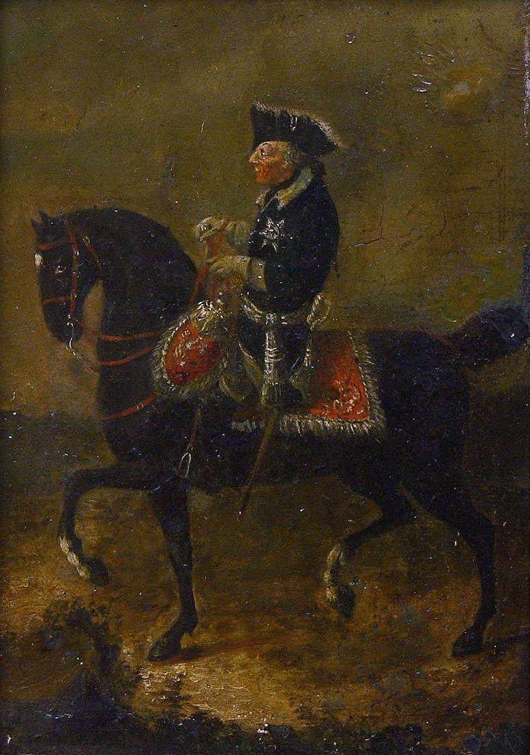 Daniel Chodowiecki (1726-1801), Portrait of Frederick