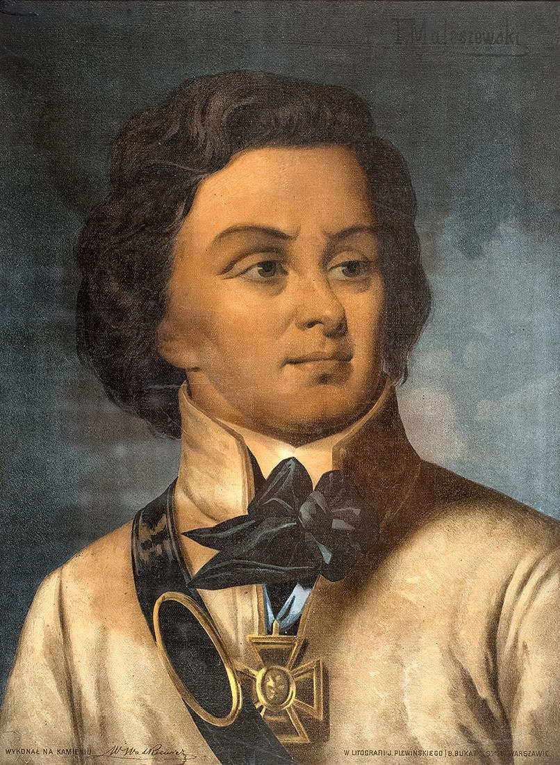 Wladyslaw Walkiewicz (1833-1900), Tadeusz Kosciuszko
