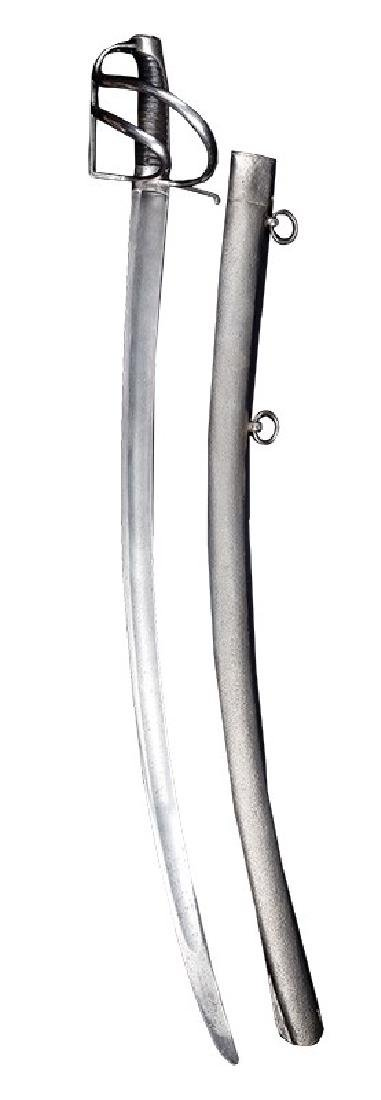 Russian Light Cavalry Sabre, 1809 Pattern