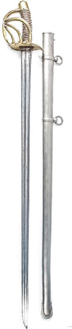 Russian Cuirassier Sword, 1826 Pattern