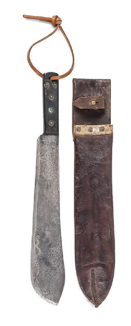 Cutlass - Machete, 1st half of 20th c.