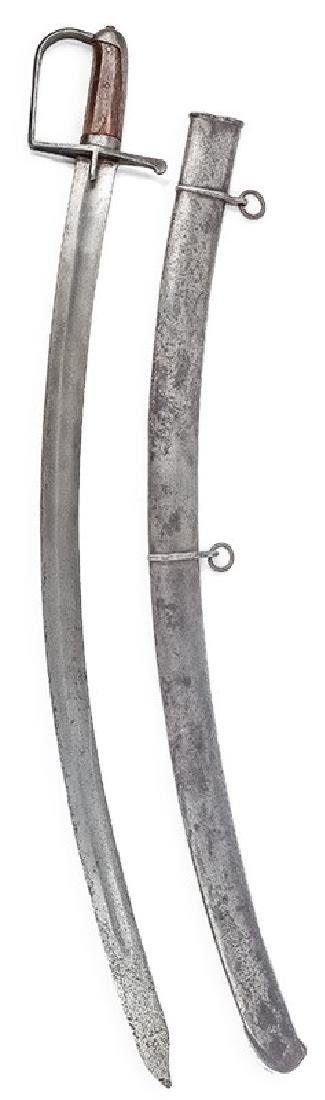Swedish Cavalry Sabre, 1807 Pattern