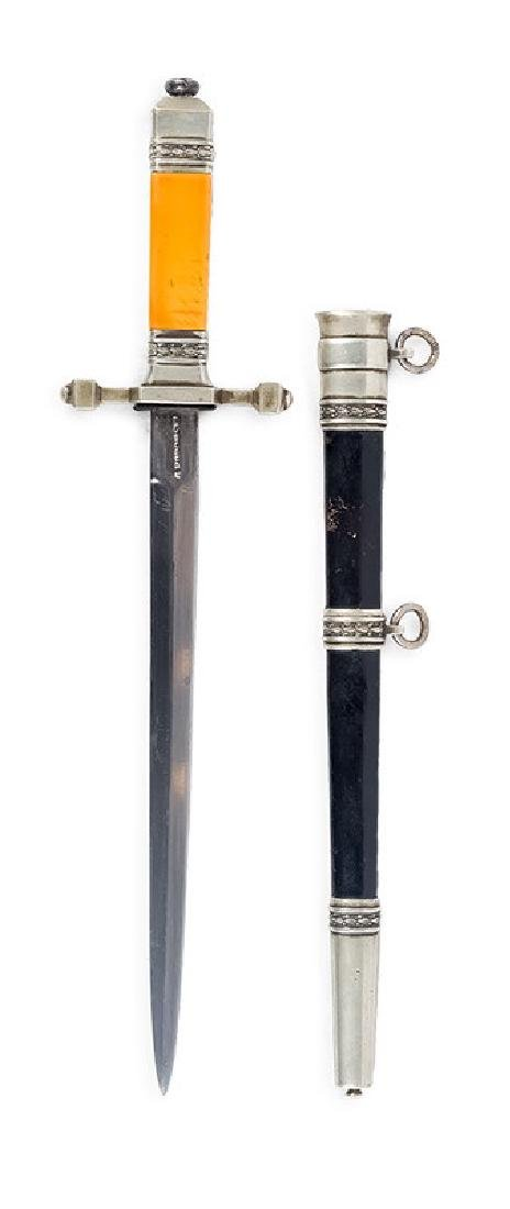 Polish Officer's Dagger, 1924 Pattern