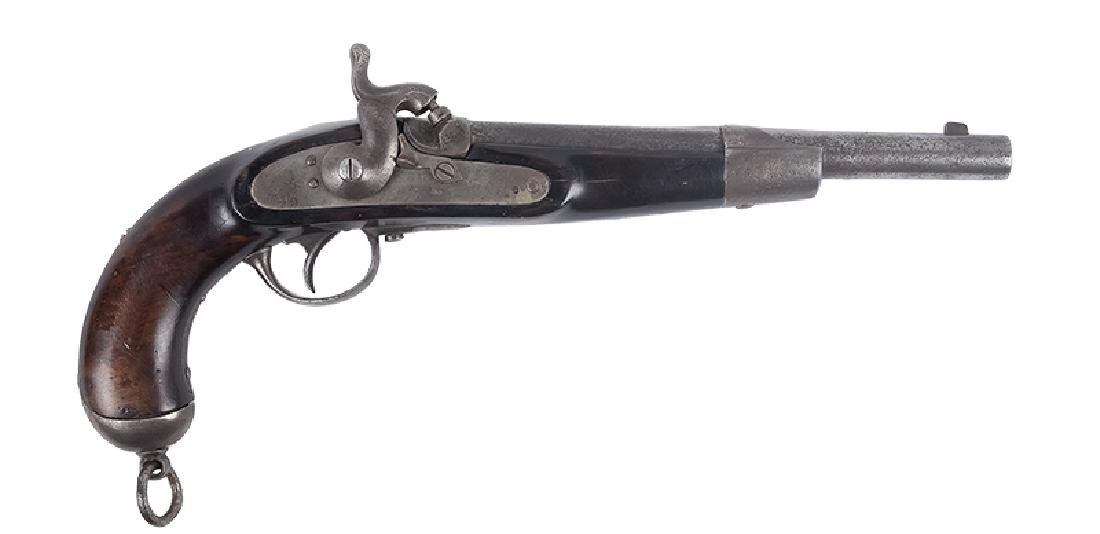Lorenz Cavalry Pistol, Austria, 1859 Pattern