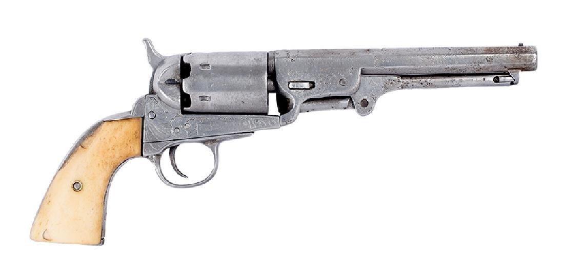 Colt 1851 Navy Revolver, Belgium