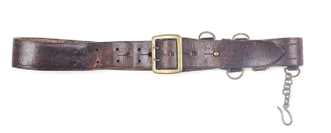 Officer's Belt, Poland, Model 36