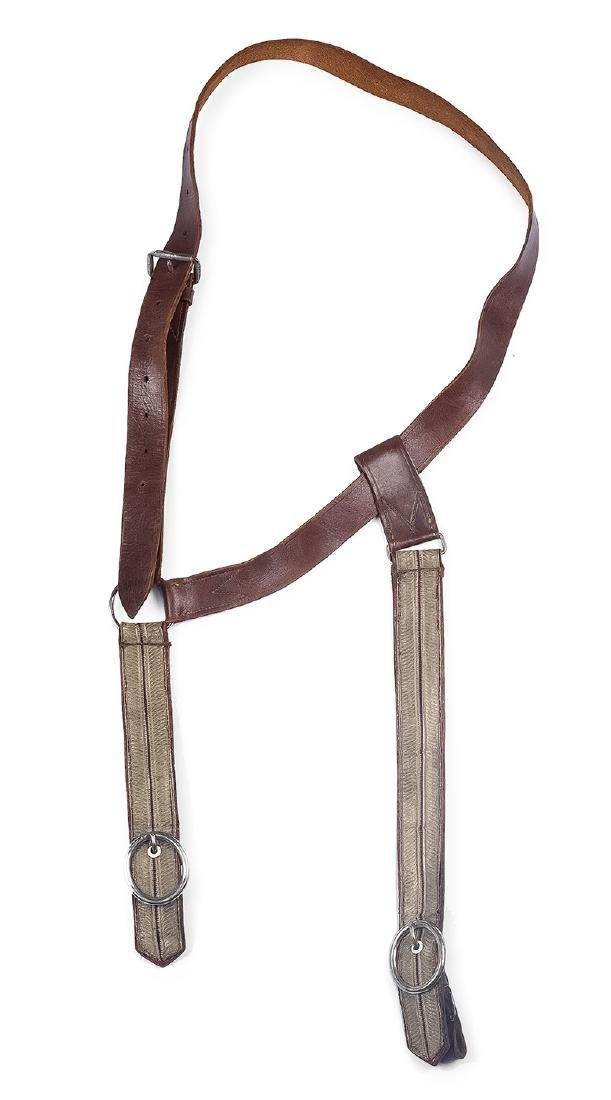 Soldier's Belt,  Austria-Hungary, Early 20th c.