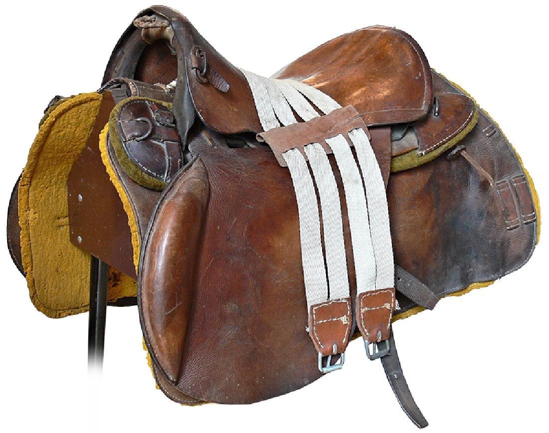 Polish Cavalry Saddle, 1936 Pattern