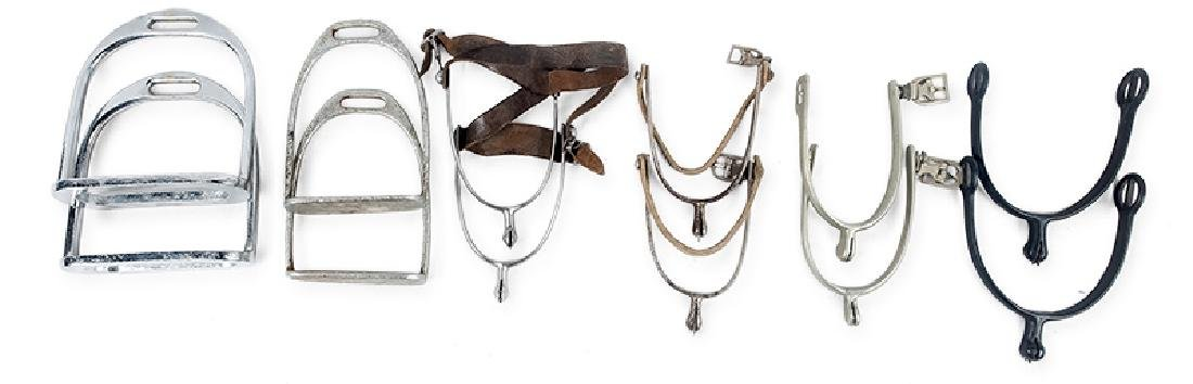Set of Stirrups and Spurs