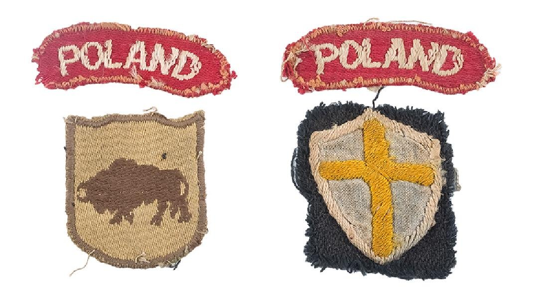 Set of 4 PSZZ badges