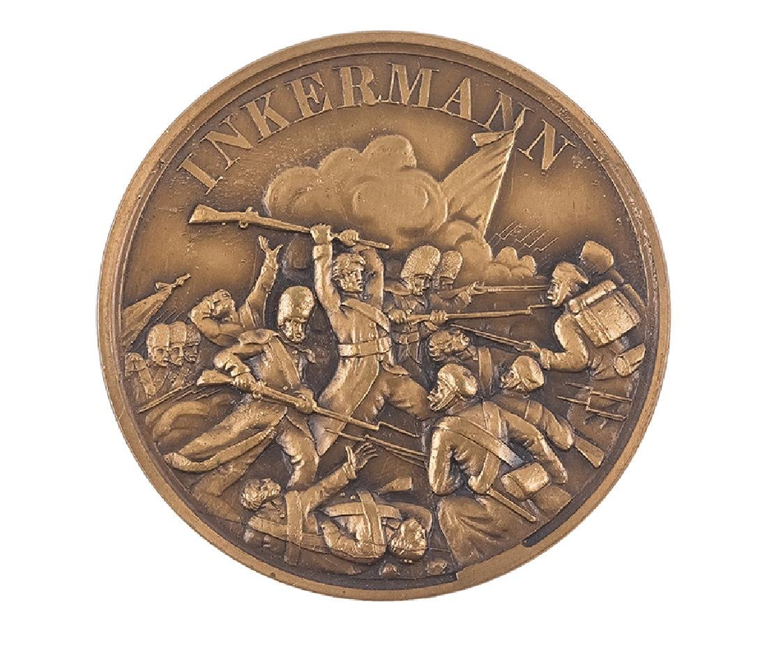 Commemorative Medal for British-Russian Battle