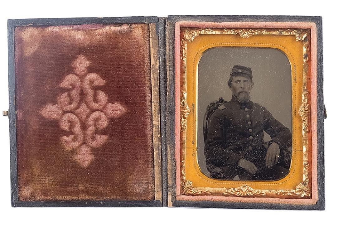 Daguerreotype, ca. 1861-1865
