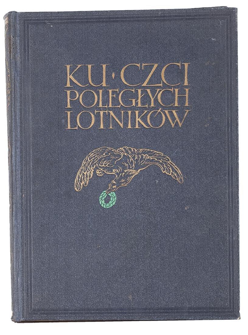 In Honour of Fallen Aviators:  book of remembrance