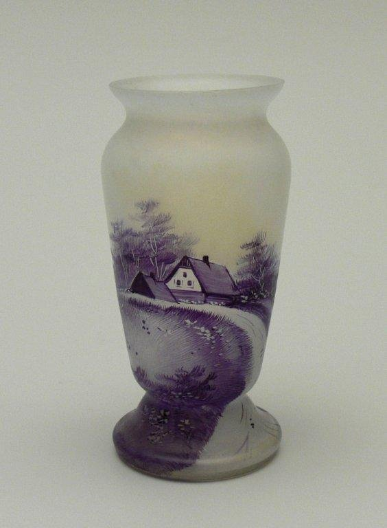 Small vase, Bohemia, 1st querter of the 20th century
