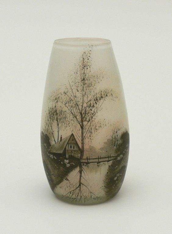 Small vase, Bohemia, 1st querter of the 20th century  c