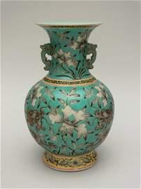 Vase, China, Guangxu period (1874-1908)