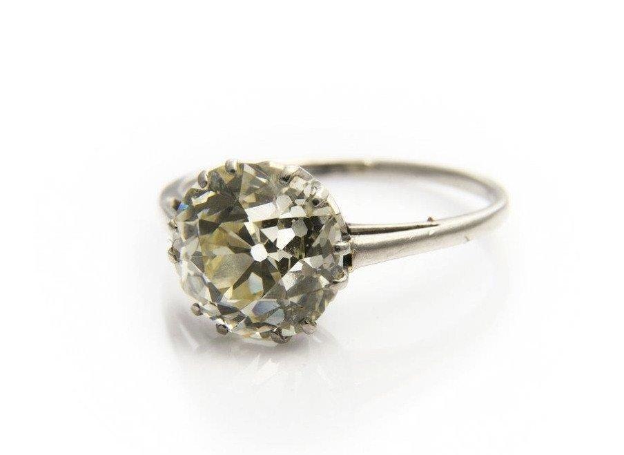 Diamond Ring, 1920s–1930s