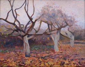 Jan Stanislawski, Autumn