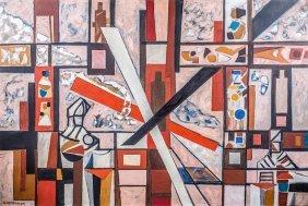 Kazimierz Ostrowski, Abstraction