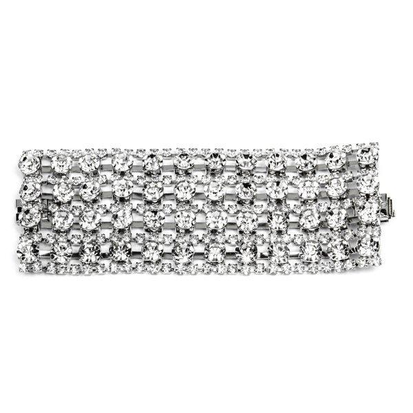 Marlene Crystal Four Bracelet