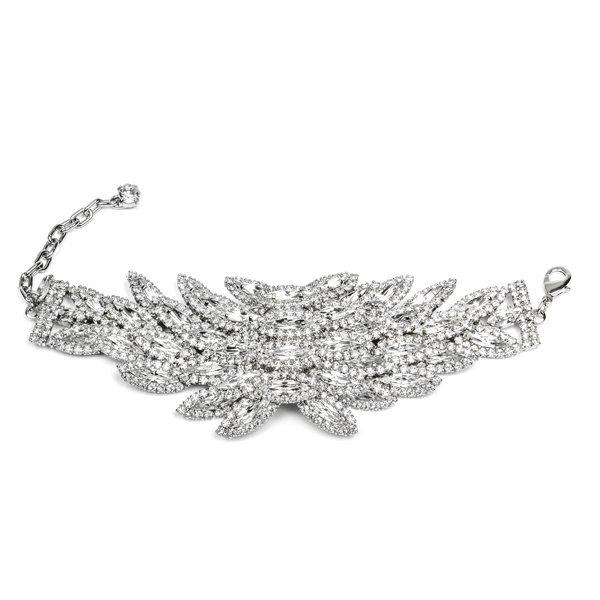 The Liz feather Bracelet