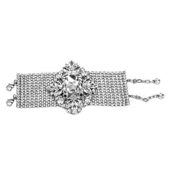 The Scarlett Motif Bracelet
