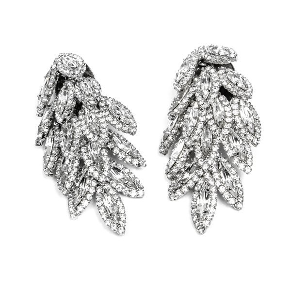 The Liz Feather Earring