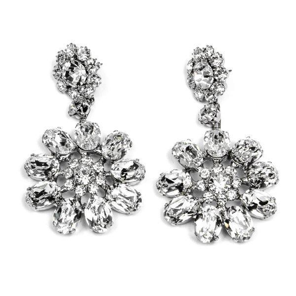 The Marilyn Flower Earring
