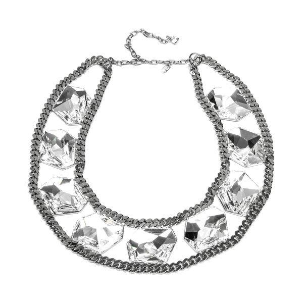 The Kiera Crystal Necklace