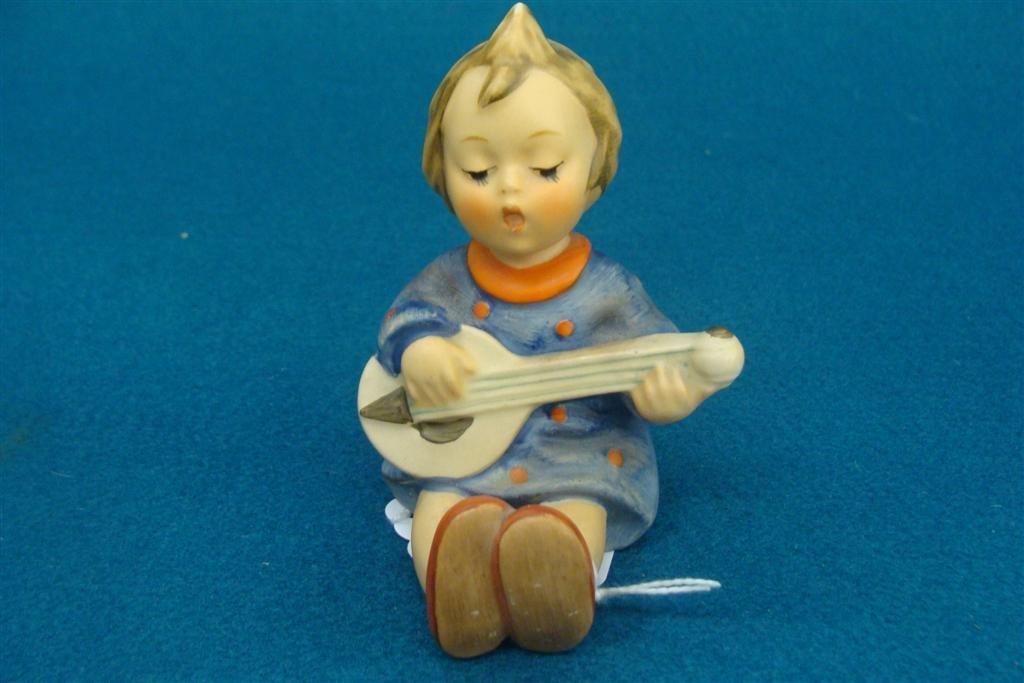Hummel Figurine: Joyful; #53; TM 3; Book Value