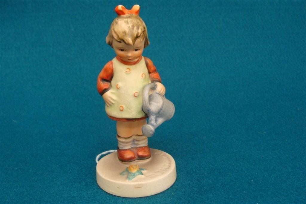 Hummel Figurine: Little Gardener; #74; TM 3; Book Value