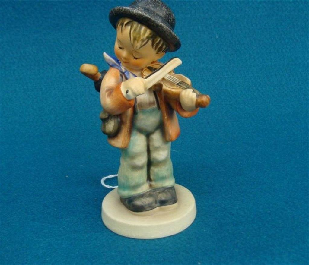 Hummel Figurine: Little Fiddler; #4; TM 3; Book Value