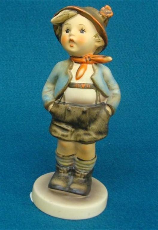 Hummel Figurine: Brother; #95; TM 5; Book Value $150-