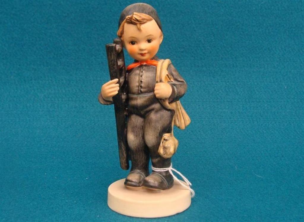 Hummel Figurine: Chimney Sweep; #12/1; TM 3; Book Value