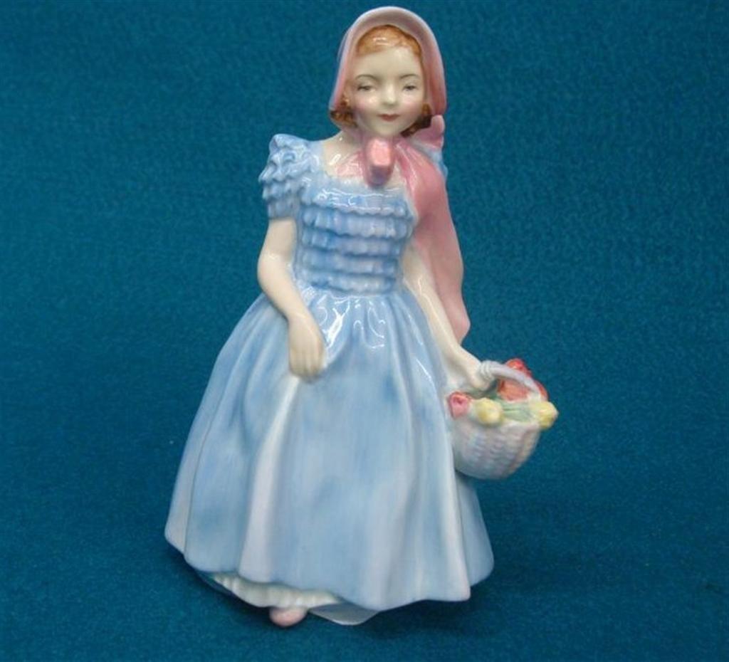 Royal Doulton Figurine: Wendy; #HN2109; Book Value