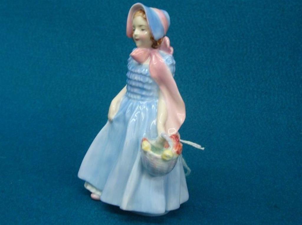 Royal Doulton Figurine: Wendy; #HN2109; Book Value - 2
