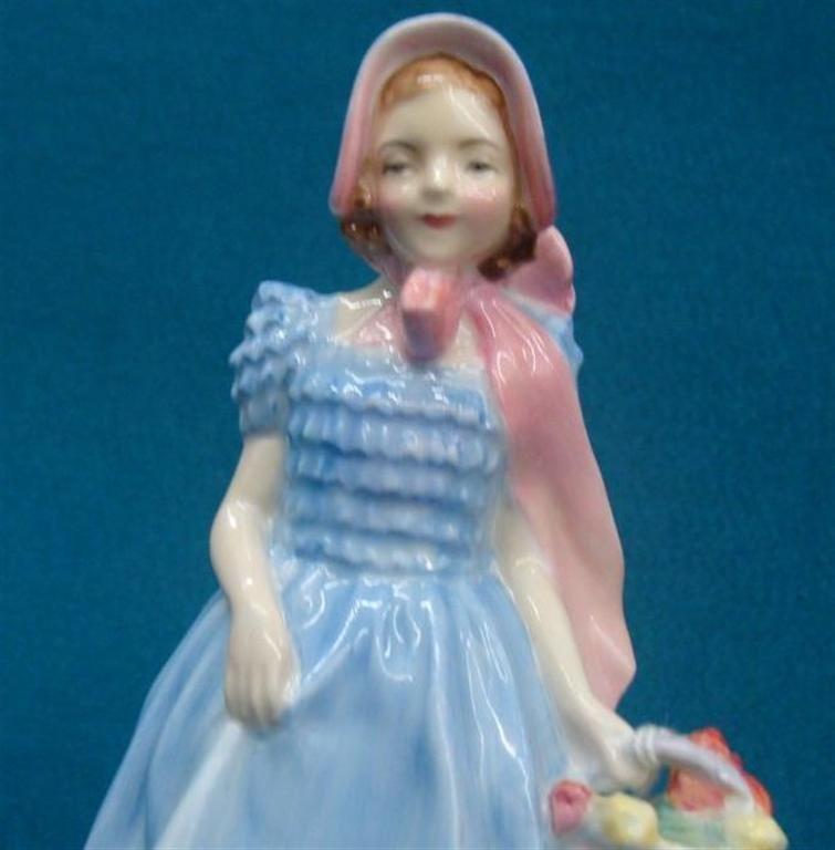 Royal Doulton Figurine: Wendy; #HN2109; Book Value - 7