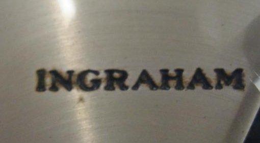 Outstanding Ingraham Banjo Clock; Working Condition. - 5