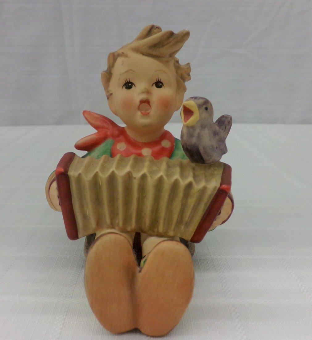 Hummel Figurine: Lets Sing; #110/1; TM 6. Book Value