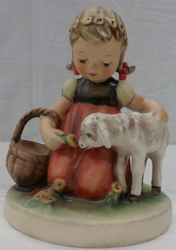 Hummel Figurine: Favorite Pet; #361; TM 5. Book Value