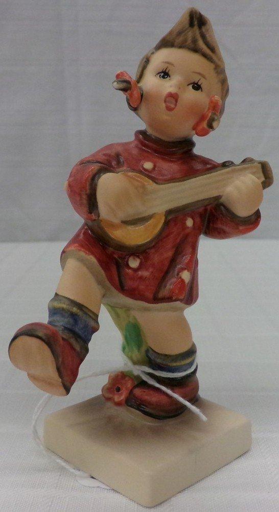 Hummel Figurine: Happiness; #86; TM 5. Book Value $105-