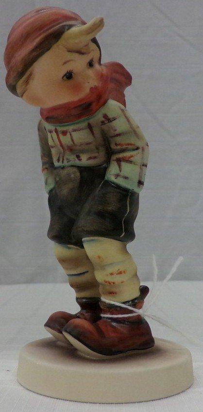 Hummel Figurine: March Winds; #43; TM 5. Book Value