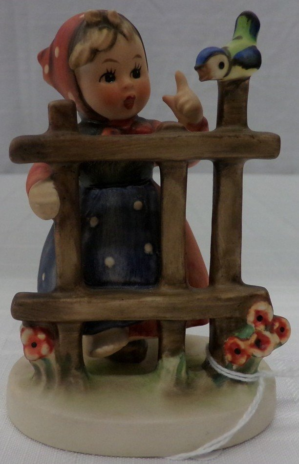Hummel Figurine: Signs of Spring; #203/2/0; TM 4. Book