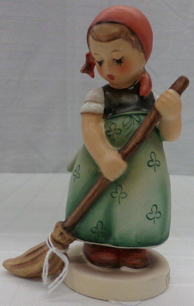 Hummel Figurine: Little Sweeper; #171; TM 5. Book Value