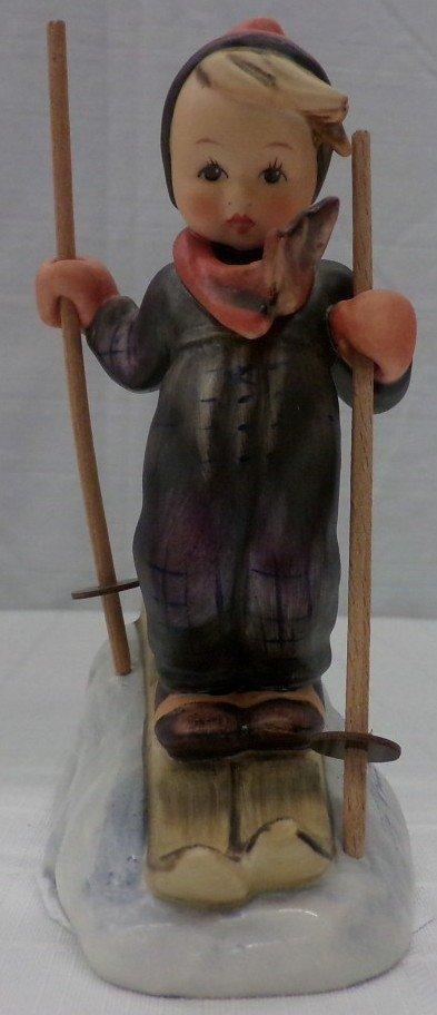 Hummel Figurine: Little Skier; #59; TM 5. Book Value