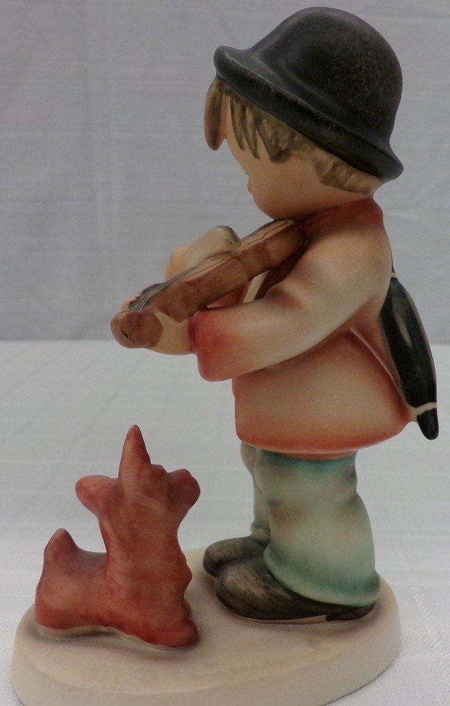 Hummel Figurine: Puppy Love; #1; TM 3. Book Value $245. - 3