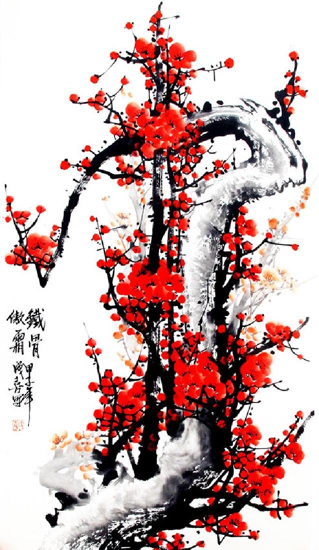 WANG CHENG XI CHINESE PAINTING (ATTRIBUTED TO )