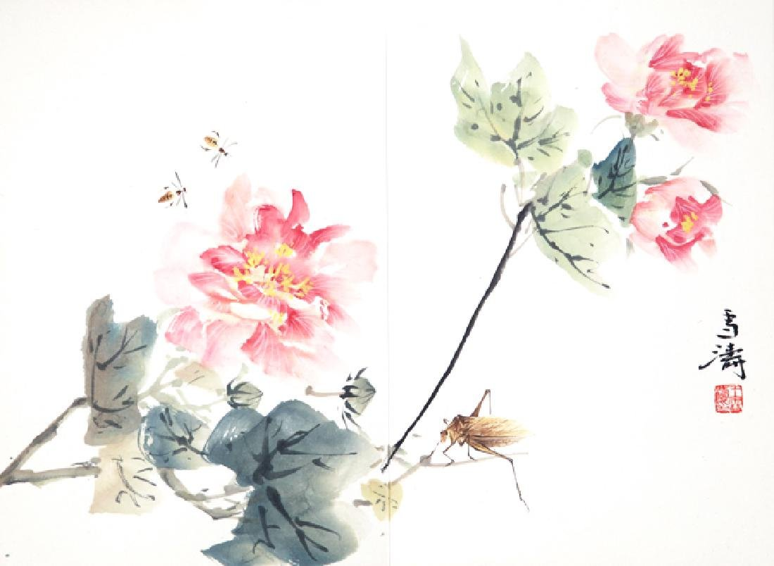 WANG XUE TAO CHINESE PAINTING (ATTRIBUTED TO, 1903 -