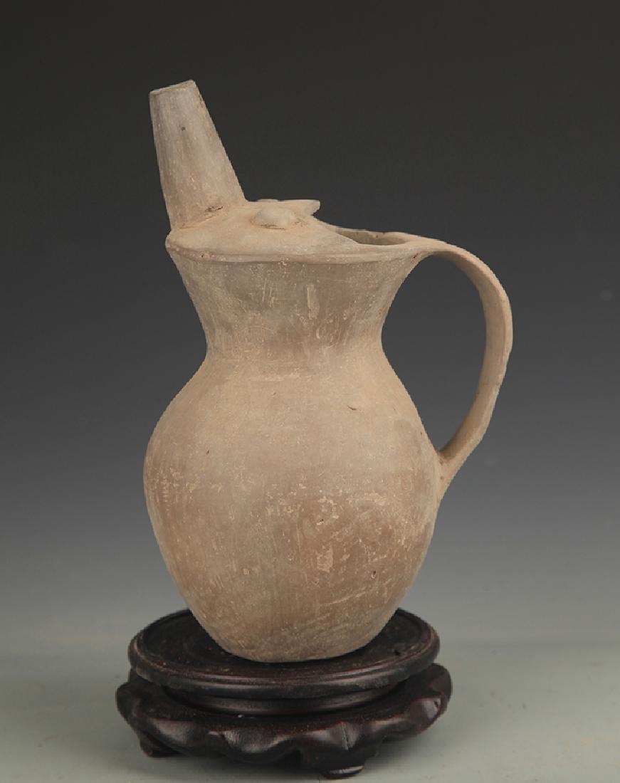 A Ma Jia Kiln Pottery Jar